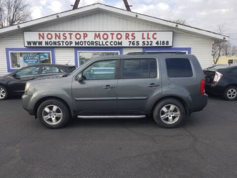 2009 Honda Pilot for sale at Nonstop Motors in Indianapolis IN