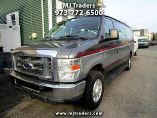 2011 Ford E-Series Wagon for sale at M J Traders Ltd. in Garfield NJ