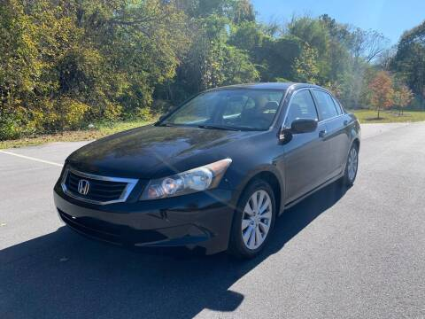 2010 Honda Accord for sale at Allrich Auto in Atlanta GA