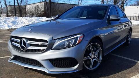 2015 Mercedes-Benz C-Class for sale at J & J Used Auto in Jackson MI