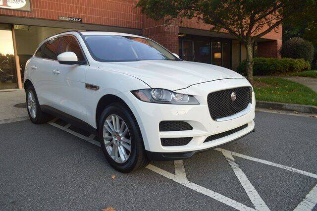 2018 Jaguar F-PACE for sale at Team One Motorcars, LLC in Marietta GA