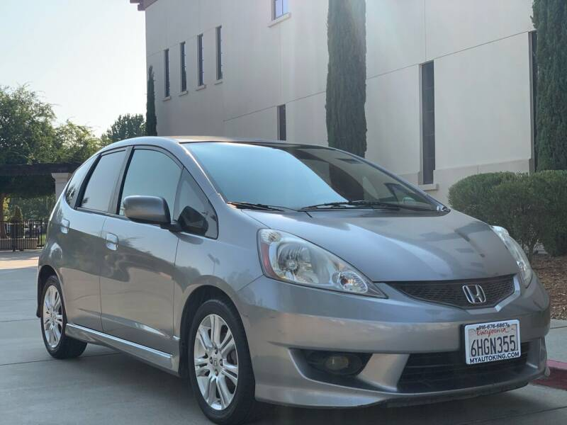 2009 Honda Fit for sale at Auto King in Roseville CA