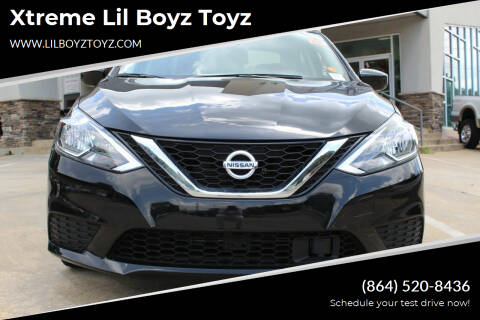 2019 Nissan Sentra for sale at Xtreme Lil Boyz Toyz in Greenville SC