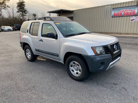 2010 Nissan Xterra for sale at Stikeleather Auto Sales in Taylorsville NC