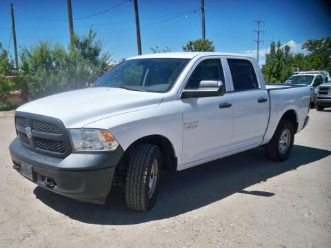 2014 RAM Ram Pickup 1500 for sale at Samcar Inc. in Albuquerque NM
