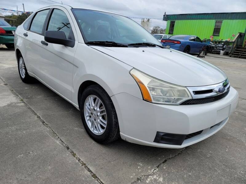 2009 Ford Focus for sale at Warren's Auto Sales, Inc. in Lakeland FL