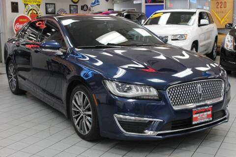 2017 Lincoln MKZ for sale at Windy City Motors in Chicago IL