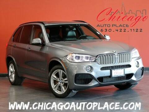 2015 BMW X5 for sale at Chicago Auto Place in Bensenville IL