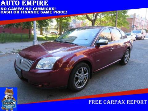 2008 Mercury Sable for sale at Auto Empire in Brooklyn NY