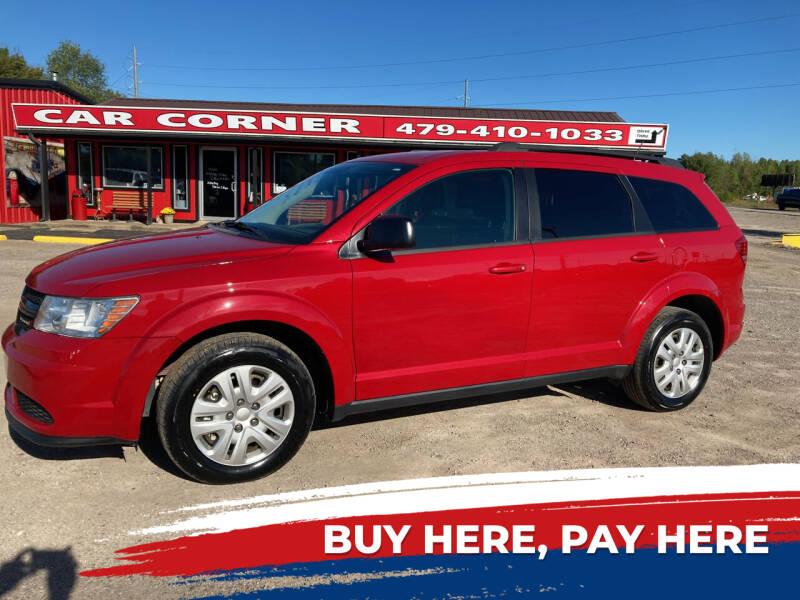 2017 Dodge Journey for sale at CAR CORNER in Van Buren AR