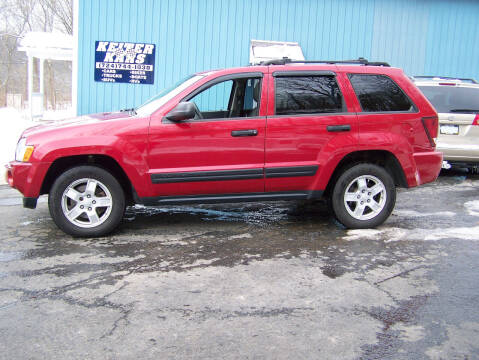 2005 Jeep Grand Cherokee for sale at Keiter Kars in Trafford PA