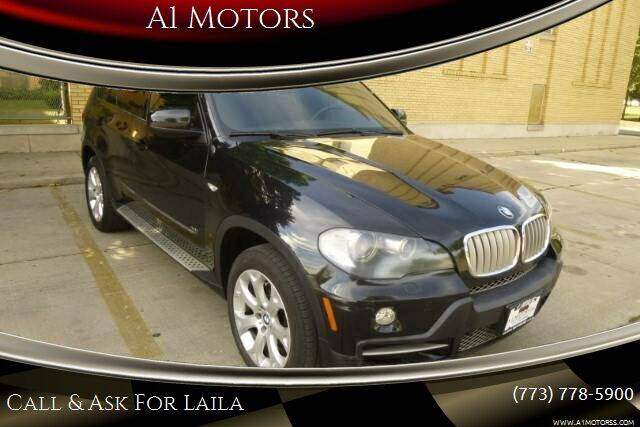 2008 BMW X5 for sale at A1 Motors Inc in Chicago IL