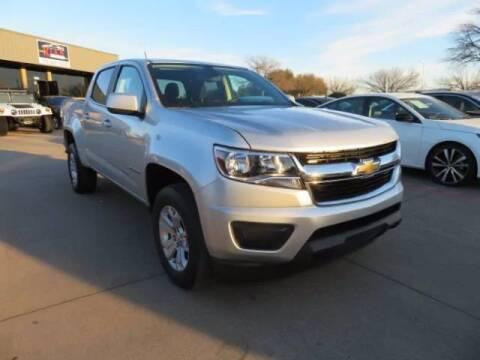 2020 Chevrolet Colorado for sale at KIAN MOTORS INC in Plano TX