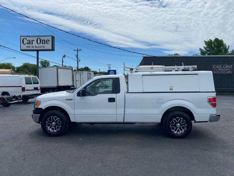 2012 Ford F-150 for sale at Car One in Murfreesboro TN