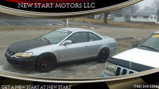 2001 Honda Accord for sale at New Start Motors LLC in Montezuma IN