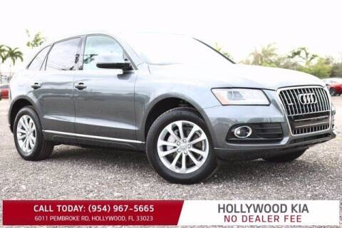 2017 Audi Q5 for sale at JumboAutoGroup.com in Hollywood FL