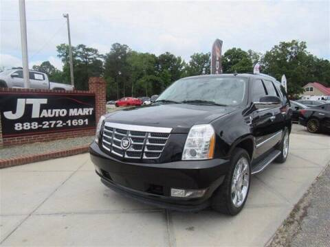 2010 Cadillac Escalade for sale at J T Auto Group in Sanford NC