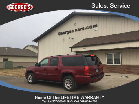 2007 GMC Yukon XL for sale at GEORGE'S CARS.COM INC in Waseca MN