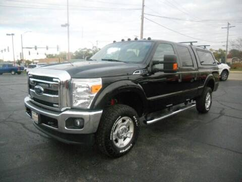 2016 Ford F-250 Super Duty for sale at Windsor Auto Sales in Loves Park IL