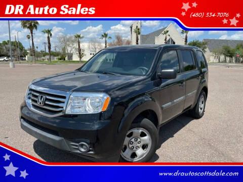 2014 Honda Pilot for sale at DR Auto Sales in Scottsdale AZ