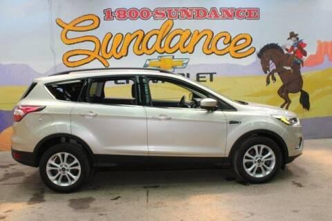 2017 Ford Escape for sale at Sundance Chevrolet in Grand Ledge MI