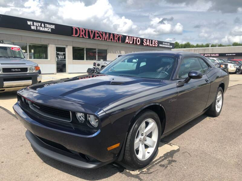 2012 Dodge Challenger for sale at DriveSmart Auto Sales in West Chester OH