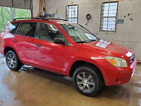 2008 Toyota RAV4 for sale at Aaron's Auto Sales in Poplar Bluff MO