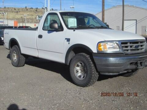 2002 Ford F-150 for sale at Auto Acres in Billings MT