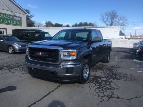 2015 GMC Sierra 1500 for sale at Brill's Auto Sales in Westfield MA