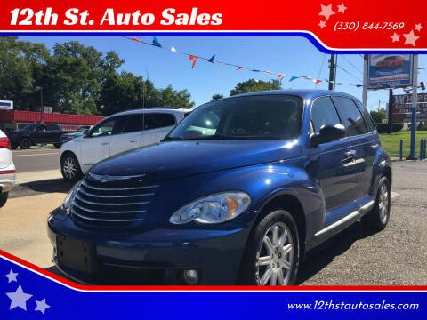 2010 Chrysler PT Cruiser for sale at 12th St. Auto Sales in Canton OH