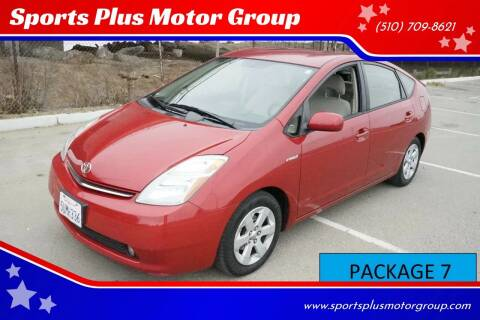 2006 Toyota Prius for sale at Sports Plus Motor Group LLC in Sunnyvale CA