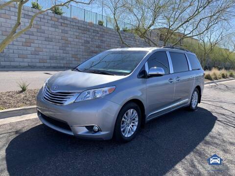 2015 Toyota Sienna for sale at AUTO HOUSE TEMPE in Tempe AZ