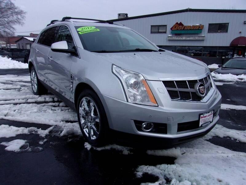 2012 Cadillac SRX for sale at Dorman's Auto Center inc. in Pawtucket RI
