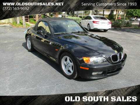 1996 BMW Z3 for sale at OLD SOUTH SALES in Vero Beach FL