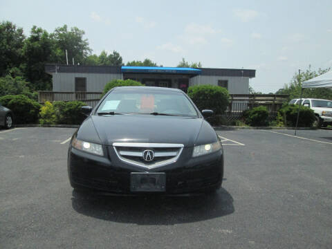 2006 Acura TL for sale at Olde Mill Motors in Angier NC