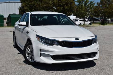2017 Kia Optima for sale at Big O Auto LLC in Omaha NE