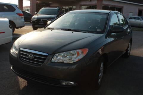 2008 Hyundai Elantra for sale at Central 1 Auto Brokers in Virginia Beach VA