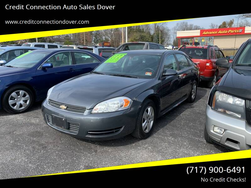 2011 Chevrolet Impala for sale at Credit Connection Auto Sales Dover in Dover PA