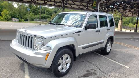 2010 Jeep Liberty for sale at Nationwide Auto in Merriam KS
