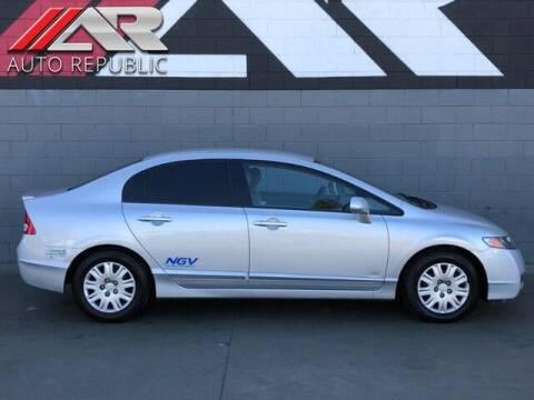 2011 Honda Civic for sale at Auto Republic Fullerton in Fullerton CA