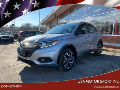 2019 Honda HR-V for sale at USA Motor Sport inc in Marlborough MA