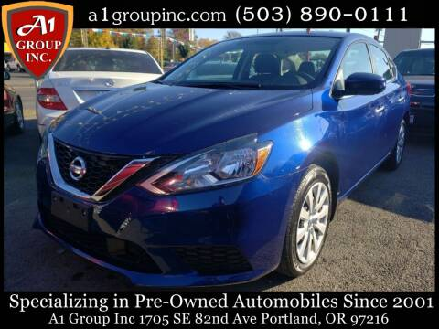 2018 Nissan Sentra for sale at A1 Group Inc in Portland OR