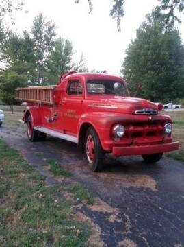 1951 Ford F-600 for sale at Haggle Me Classics in Hobart IN