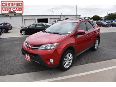 2015 Toyota RAV4 for sale at South Plains Autoplex by RANDY BUCHANAN in Lubbock TX
