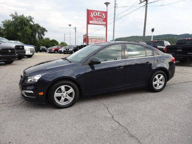 2016 Chevrolet Cruze Limited for sale in Moundsville, WV