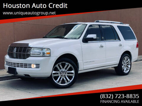 2009 Lincoln Navigator for sale at Houston Auto Credit in Houston TX
