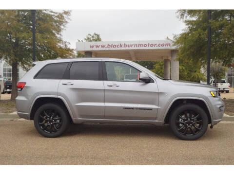 2021 Jeep Grand Cherokee for sale at BLACKBURN MOTOR CO in Vicksburg MS