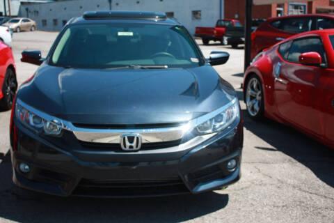 2016 Honda Civic for sale at Auto Villa in Danville VA