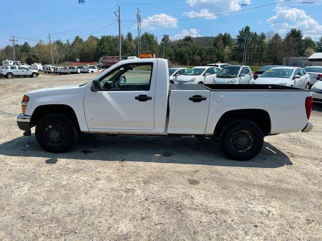2008 GMC Canyon for sale at Upstate Auto Sales Inc. in Pittstown NY