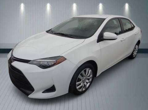 2017 Toyota Corolla for sale at Klean Carz in Seattle WA